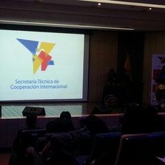 Photo taken at Ministerio de Educación by Raul G. on 9/11/2013