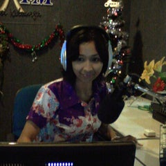 Photo taken at Sejahtera 107.3 FM by Gus T. on 2/10/2014