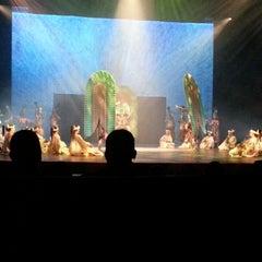 "Photo taken at Teatro Universitario ""Cnel. Pedro Torres Ortíz"" by Felipe Nava on 5/19/2013"