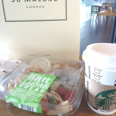 Photo taken at Starbucks by Anna Q. on 5/7/2015