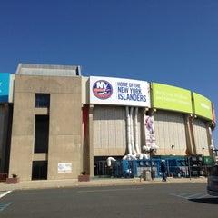 Photo taken at Nassau Veterans Memorial Coliseum by Lino S. on 5/5/2013