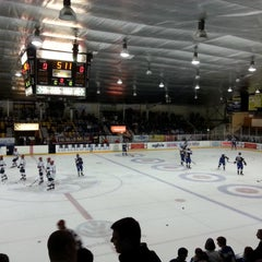 Photo taken at Fife Ice Arena by Kevin M. on 10/4/2014