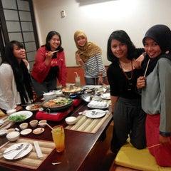 Photo taken at Silla (Korean Japanese Chinese Restaurant) by Chaneeya I. on 4/17/2014