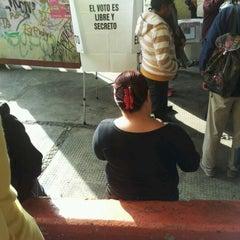 Photo taken at Mercado Miguel Hidalgo by Saul R. on 7/1/2012
