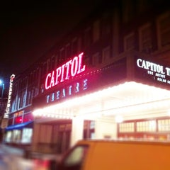 Photo taken at Capitol Theatre by Gregory W. on 2/26/2012