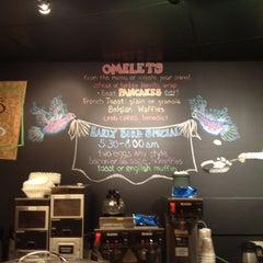 Photo taken at McKenna's Cafe by Yoav S. on 5/11/2012