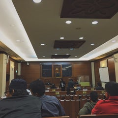 Photo taken at Kompleks Mahkamah Kuala Lumpur (Courts Complex) by Bob's R. on 10/30/2015