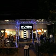 Photo taken at Mondo by Vitaliy V. on 12/31/2014