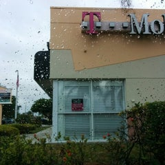 Photo taken at T-Mobile by Alexander C. on 3/18/2014