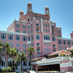Photo taken at Loews Don CeSar Hotel by Brian S. on 6/18/2013