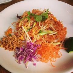 Photo taken at Dib Sushi Bar & Thai Cuisine by Sonja S. on 1/6/2013