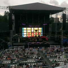 Photo taken at Family Circle Cup Stadium by Sydney G. on 7/27/2013
