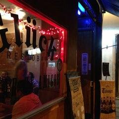 Photo taken at Glück Resto-Bar by barrioitalia.tv G. on 3/6/2013