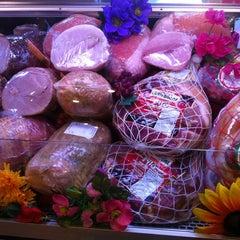 Photo taken at Boucherie Sévelin by Alexandra on 10/6/2012