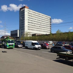 Photo taken at завод «Топаз» by Yury V. on 4/24/2014