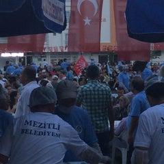 Photo taken at sali pazari by Andac D. on 7/26/2014