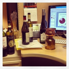 Photo taken at Global Wine Company by Renate R. on 1/12/2013