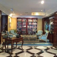 Foto tomada en Gran Hotel Conde Duque por Sibylle C. el 7/20/2014