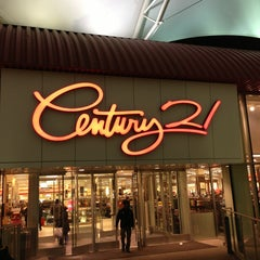 Photo taken at Century 21 Department Store by Jay T. on 1/9/2013