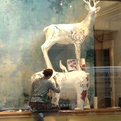 Photo taken at Anthropologie by Hunter W. on 11/14/2012