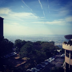 Photo taken at 大義館 DaYi Building by Kai Siang H. on 10/30/2014