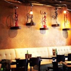 Photo taken at Acropolis Greek Taverna by Ruby L. on 11/16/2012