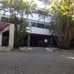 Photo taken at Universidade Salgado de Oliveira by Andre B. on 3/20/2014