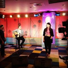 Photo taken at VH1 Big Morning Buzz Live Studio by Christina L. on 4/5/2013