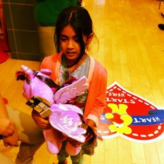 Photo taken at Build-A-Bear Workshop by Saurav M. on 8/22/2013
