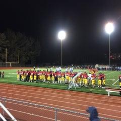 Photo taken at Newport High School by Joe W. on 11/23/2014