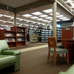 Photo taken at Farmington Community Library - Main Library by Ben L. on 7/28/2015