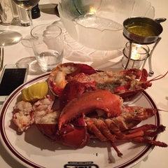 Photo taken at Chops Lobster Bar by Debbie K. on 12/29/2014