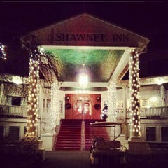 Photo taken at The Shawnee Inn and Golf Resort by Alastair C. on 12/15/2012