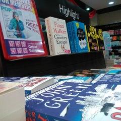 Photo taken at Harris Bookstore by Saidin M. on 9/15/2014