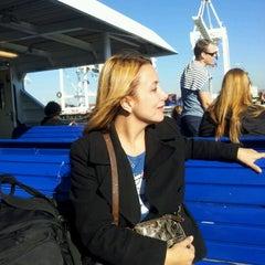 Photo taken at San Francisco Bay Ferry - Alameda Main Street Terminal by Prudence J. on 11/5/2012