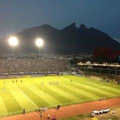Photo taken at Estadio Tecnológico by Samuel O. on 5/2/2013