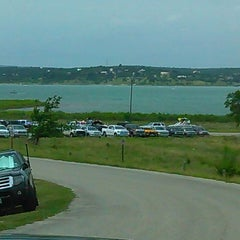 Photo taken at Canyon Lake by Jo G. on 6/14/2014
