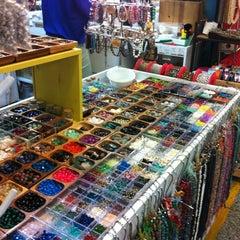 Photo taken at 동대문종합시장 (Dongdaemun Market) by JI EUN L. on 7/9/2013