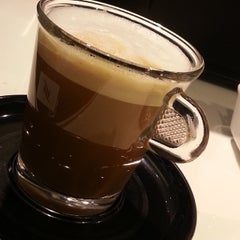 Photo taken at Boutique Nespresso by Guillermo N. on 12/3/2013