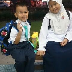 Photo taken at Sekolah Kebangsaan Puchong Jaya by Erwan M. on 1/11/2015