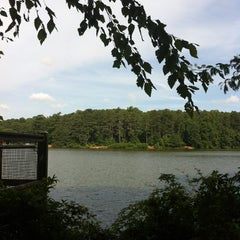 Photo taken at Murphey Candler Park by Denise C. on 6/27/2013