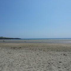 Photo taken at Inchydoney Beach by robert k. on 6/9/2013