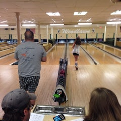 Photo taken at Woodlawn Duckpin by Danielle W. on 7/1/2014