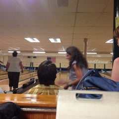 Photo taken at Woodlawn Duckpin by Danielle W. on 6/17/2014