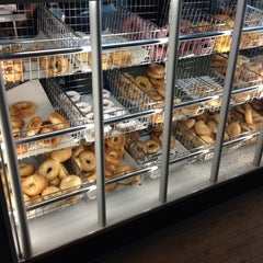 Photo taken at South Street Philly Bagels by Martha L. on 4/24/2014