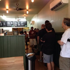 Photo taken at South Street Philly Bagels by Martha L. on 7/4/2014