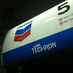 Photo taken at Chevron by Ryan S. on 7/28/2013