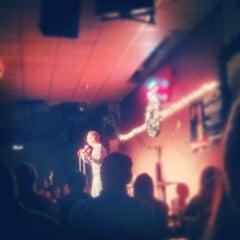Photo taken at Deja Vu Comedy Club by Aaron M. on 11/17/2013
