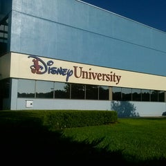 Photo taken at Disney University by Kimmy on 7/6/2013