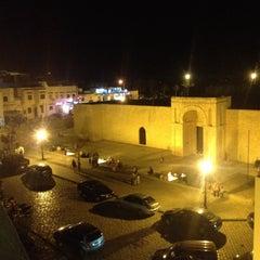 Photo taken at Café el M'dina by Hamza B. on 8/9/2015